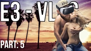 Download Video E3 2016 - VLOG: Part #5 Krassen VR-Porno bei Naughty America ausprobiert [FSK 18][German] MP3 3GP MP4