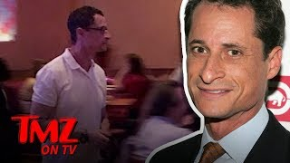 Anthony Weiner Chows Down on Mexican Food Days After Release | TMZ TV
