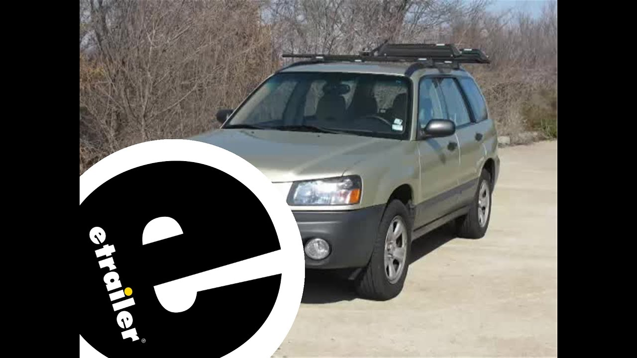 maxresdefault installation of a trailer hitch on a 2003 subaru forester Subaru Wiring Harness Diagram at bayanpartner.co