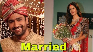 Omg ! Shocking !! Katrina Kaif to marry Uri actor Vicky Kaushal this month !
