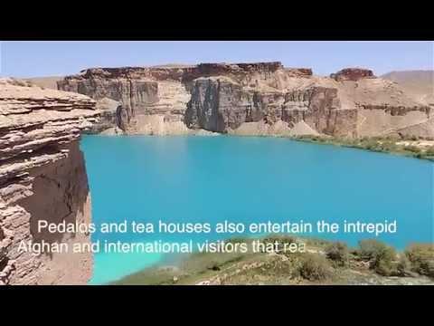 Band e Amir Lakes - Untamed Borders