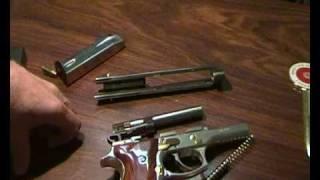 Smontaggio e rimontaggio Beretta 98 FS Inox Stainless Gold Limited Edition