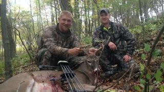 2014 PA Public Land Archery Buck Hunt
