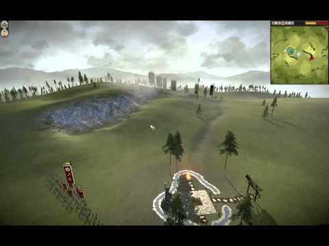 Total War Shogun 2 MP Replay Random Scumbag vs xxstructxx (Video 51) |