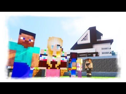 [LA FAMILLE DE STEVE] #LIVE - LA MAISON 2.0 - 101 Babies Challenge - Minecraft