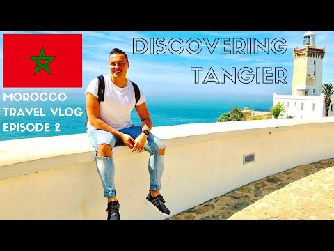 🇲🇦 MOROCCO TRAVEL GUIDE/VLOG | Discovering Tangier + Caves of Hercules | EPISODE 2