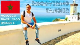 ???????? MOROCCO TRAVEL GUIDE/VLOG | Discovering Tangier + Caves of Hercules | EPISODE 2