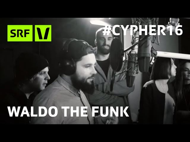 Waldo the Funk am Virus Bounce Cypher #Cypher16