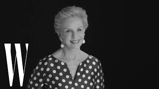 Carolina Herrera: Screen Test