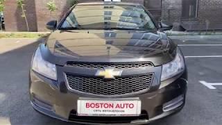 Chevrolet Cruze, 2012, 1.6 MT (109 л.с.) Экспресс обзор от Сергея Бабинова, Автосалон...