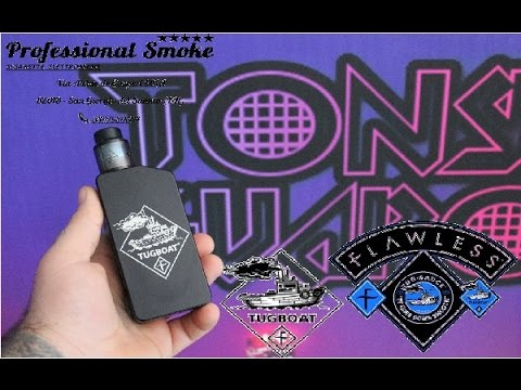 tuglyfe unregulated box mod v2