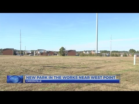 Greenville to move forward with new park off Stantonsburg Road