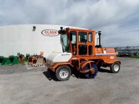 For Sale or Rent | 2012 Broce Broom KR350
