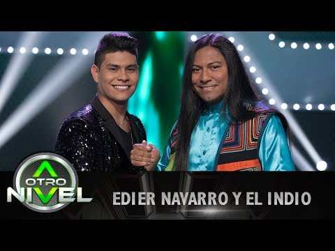 'Ojos azules', 'Maldita traición' - Edier Navarro y El Indio - Fusiones   A otro Nivel