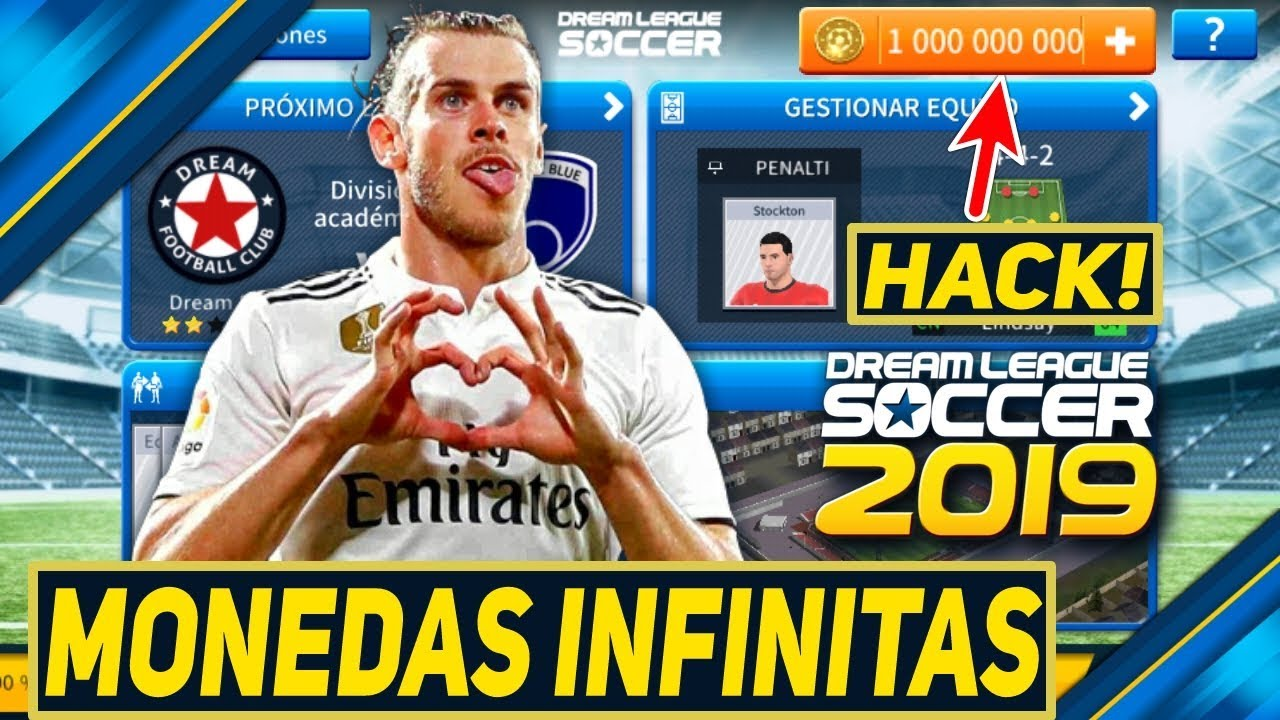 Monedas Infinitas Dream League Soccer 2019 No Root Youtube