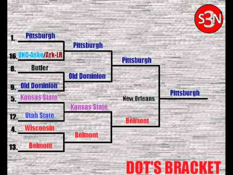 2011 NCAA Tournament Bracket Predictions