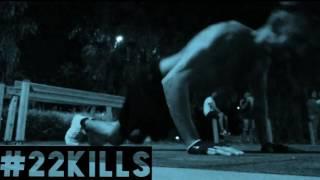 #22kills #22pushups - Calisthenics motivational, superman and aztech push ups