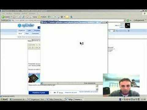 IUM 2008 creazione blog generale