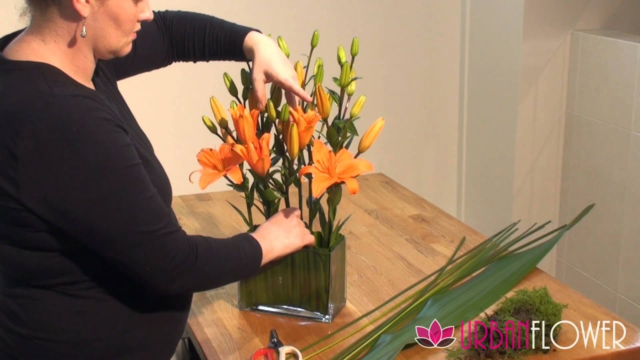 Tiger Lily Garden | Urban Flower - YouTube on japanese zen garden, design your garden, flower garden, designing an office,