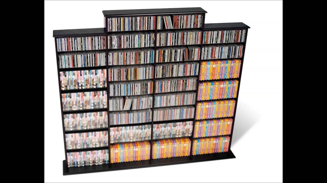 Simple Dvd Storage Ideas Photo