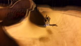 Bowl Riding With The Powerslide Photon LED Wheels