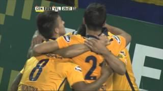 Gol de Lo Celso. Central 2 - Vélez 1. Fecha 10. Primera División 2016