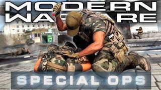 Modern Warfare Special Operations Explained (Spec Ops Trailer Breakdown)