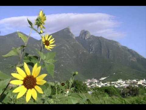 Cerros y montañas de Monterrey México Surrounding Mountains