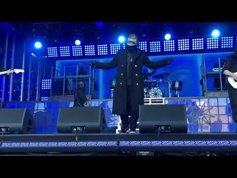 Slipknot: Unsainted * Premiere*   Jimmy Kimmel  Hollywood 5172019