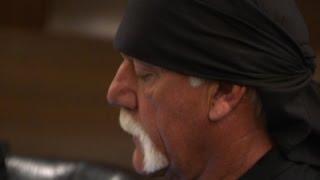 Hulk Hogan Appears in Fla. Court for Gawker Case