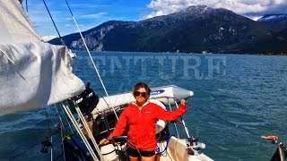 Risking Everything to Sail the World - VENTURE LIVES