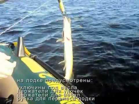 рыбалка на 1 местной надувной лодке