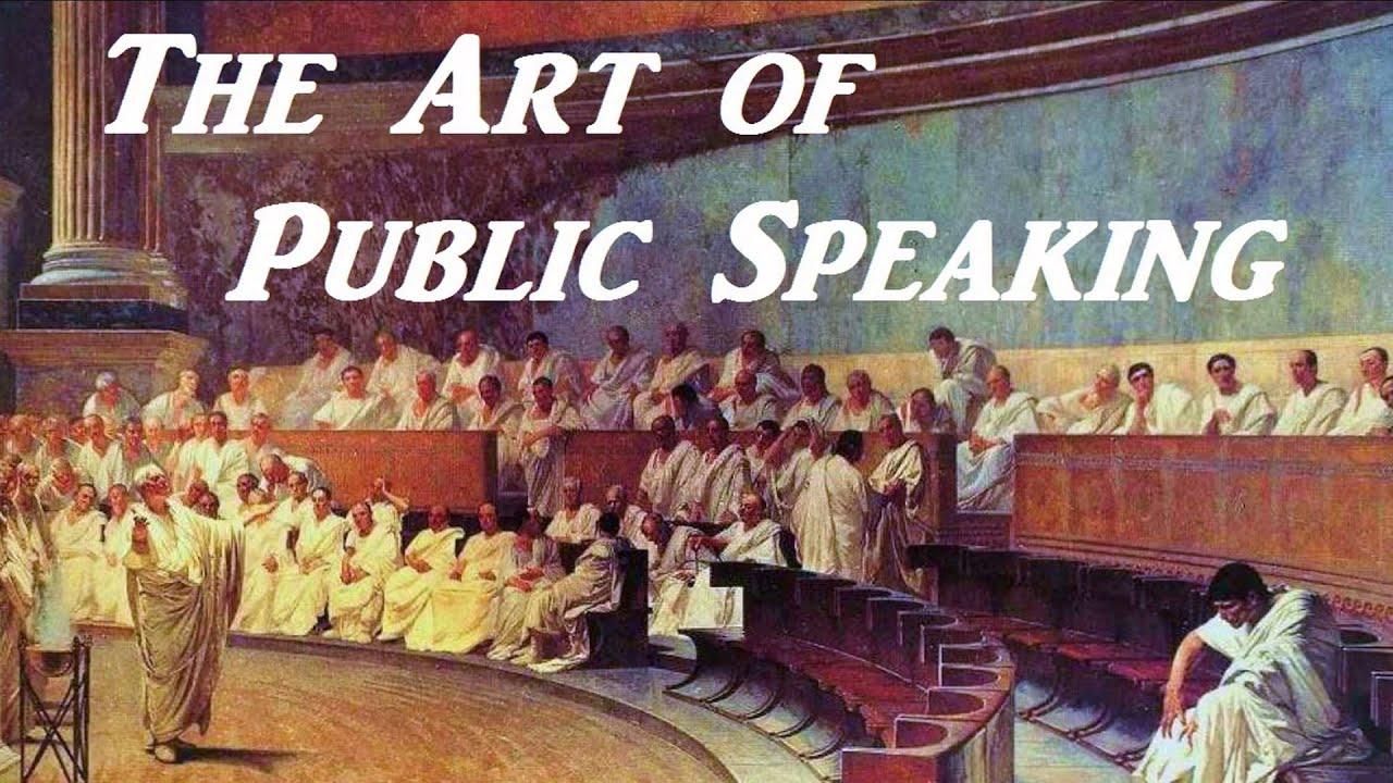 The Art Of Public Speaking Full Audiobook Greatest Audio Books