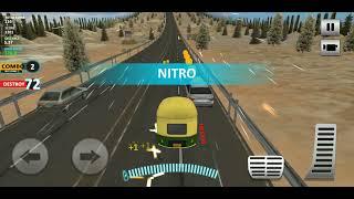 Modern Tuk Tuk Rickshaw Driving - City Mountain Auto Driver - Android GamePlay#5 multimode screenshot 3