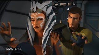 [Ahsoka & Darth Vader sense each other] Star Wars Rebels Season 2 Episode 2 [HD]