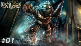 Прохождение BioShock 1 (2007) - Часть 1 (На русском / Без комментариев) 60 FPS