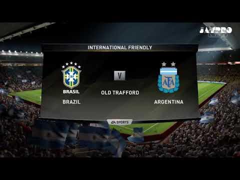 BRÉSIL VS ARGENTINA - YouTube