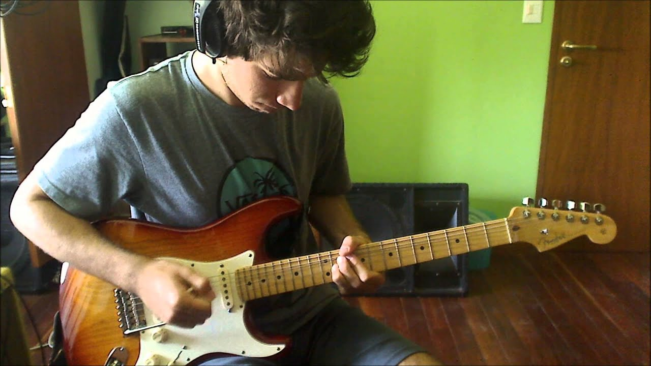 Pink Floyd Echoes Part 1 Cover Youtube