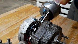 TURBO ODCINA?! Test sztangi / gruszki oraz zaworu N75.  Sprawdzone sposoby na tryb awaryjny.
