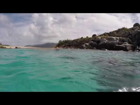 British Virgin Islands - our first Catamaran experience