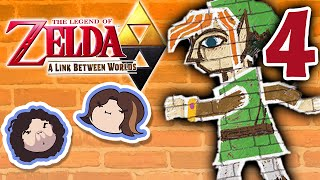 Zelda A Link Between Worlds: X Marks the Spot - PART 4 - Game Grumps