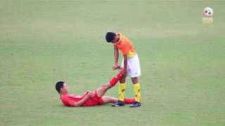 Thailand Youth League Highlight:ฉะเชิงเทรา ไฮเทค เอฟซี 1-0 สระแก้ว เอฟซี