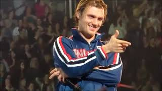 "Nick Carter - Blow Your Mind / ""Now or Never"" Album - 2002."
