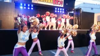 浜田山夏祭り マヅカダンスカンパニー Tiggers cheer dance バニー thumbnail