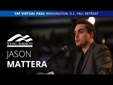 Jason Mattera LIVE at D.C. Fall Retreat