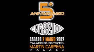 ANUSCHKA - 5º Aniversario Mundo Evassion @ Martin Carpena (Malaga) - 02.03.2002