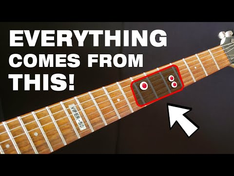 Why EVERYTHING I Play on Guitar Comes From THIS!
