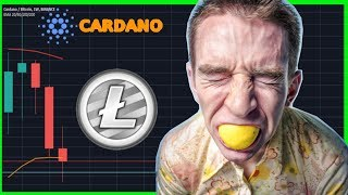Are Cardano, Litecoin , Ripple, EOS  & Altcoins in a MINI bear trend?