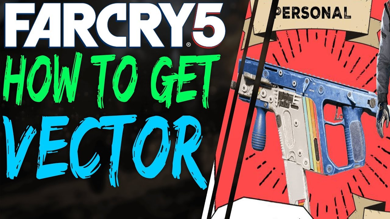 how to get the vector in far cry 4