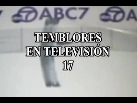 TEMBLORES EN TELEVISION 17